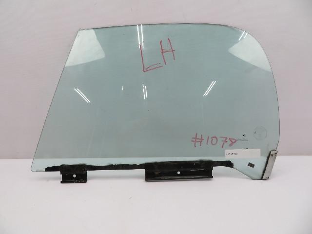 01 BMW Z3 Roadster E36 #1078 Left Driver Side Door Window Glass