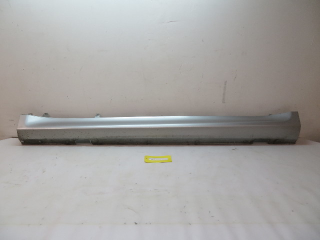 2000 BMW Z3 M Roadster E36 #1079 Left Driver Rocker Panel Side Skirt Silver