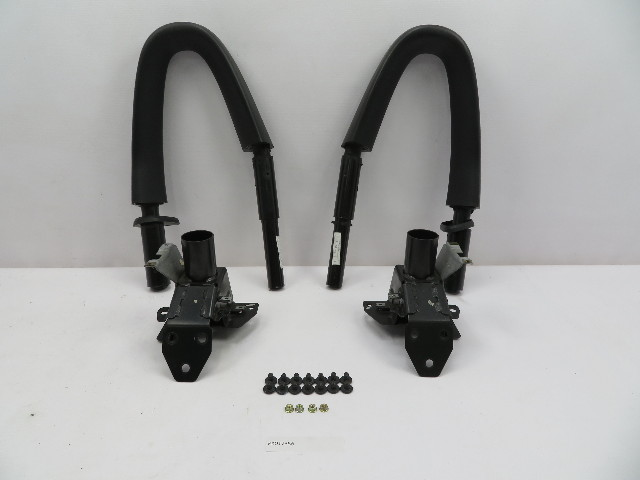2000 BMW Z3 M Roadster E36 #1079 Roll Bars Pair & Support Brackets W/ Hardware
