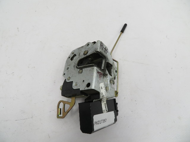 2000 BMW Z3 M Roadster E36 #1079 Power Door Latch Lock Right Side 51218397108