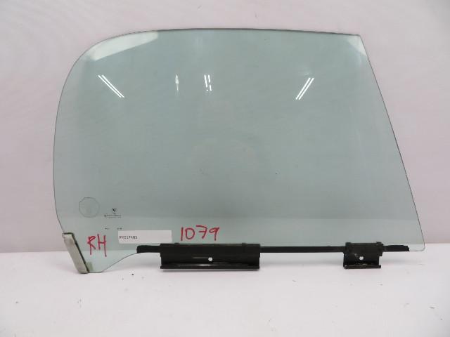 96-02 BMW Z3 M Roadster E36 #1079 Right Passenger Side Door Window Glass