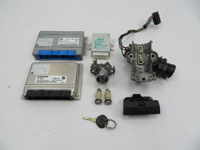 BMW Z3 Automatic Transmission Control Module SW64 GS20 2001 E46 E39 USED OEM