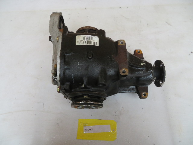 01 BMW Z3 Roadster E36 #1080 Rear End 3.46 LSD Limited Slip Differential Diff