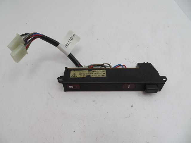 1983-1991 Porsche 928 S4 #1082 Central Indicator Reset Door Lock A/S Switch