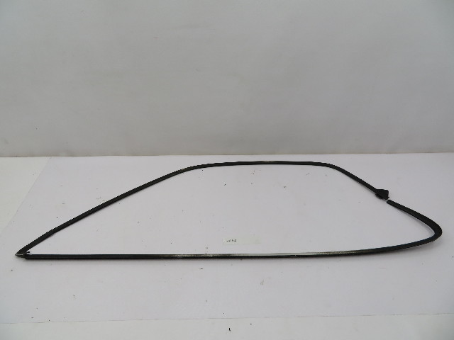 1979-1995 Porsche 928 S4 #1082 Left Driver Door Window Moulding Trim