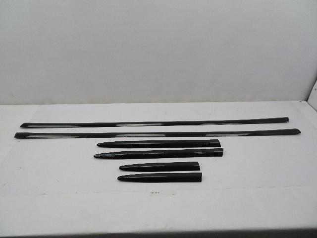 1978-1995 Porsche 928 S4 #1082 Exterior Body Protective Moulding Trim Set