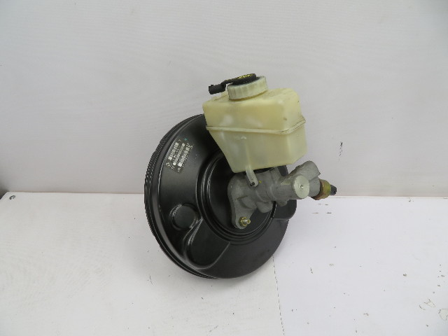 01-06 BMW M3 E46 Convertible #1093 Brake Master Cylinder & Booster 2282455