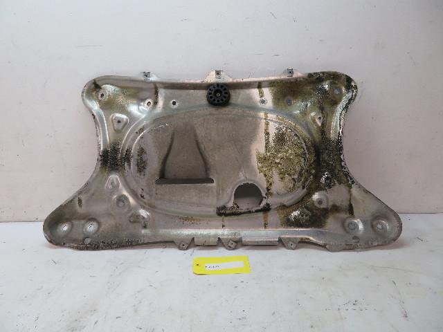 01-06 BMW M3 E46 Convertible #1102 Engine Skid Splash Guard Plate 51717893609