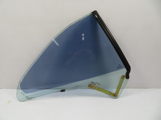 BMW 840ci 850i E31 #1107 Glass, Rear Quarter Window, Right
