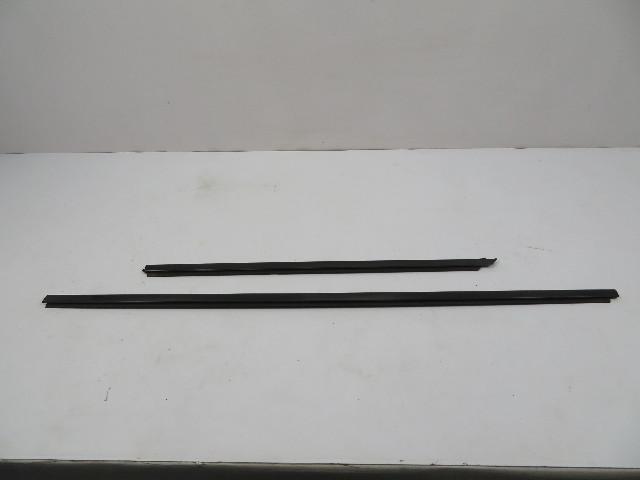 BMW 840ci 850i E31 #1107 Moulding, Exterior Window Scraper Seal Set, Left
