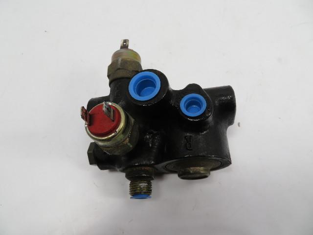 BMW 840ci 850i E31 #1107 Brake Pressure Regulator 34331159752