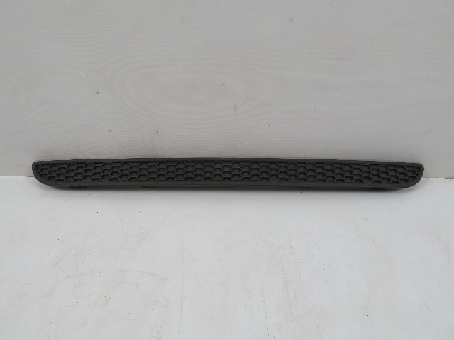 12 Fiat 500 #1116 Trim, Rear Bumper Fascia Moulding, Center 68087067AA