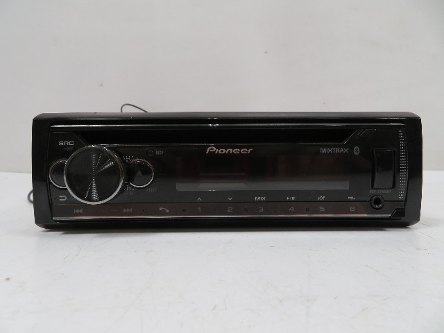 98 BMW Z3 M Roadster E36 #1130 Pioneer CD Player, Radio DEH-S5100BT W/Wiring