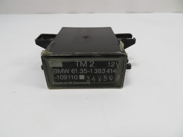 BMW 840ci 850i E31 Module, Door Control Unit, Right 61351383414