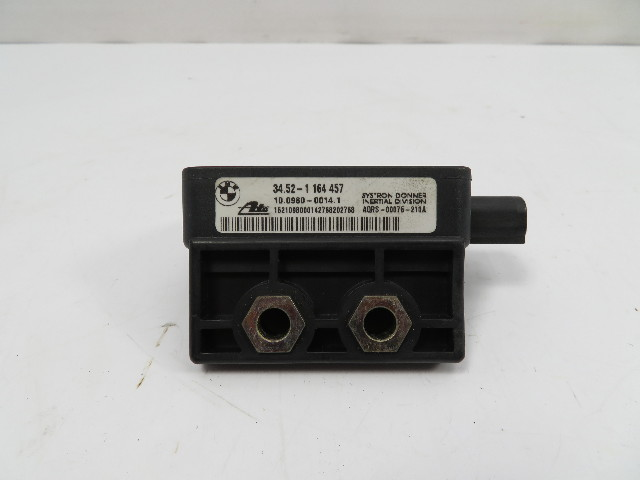 BMW Z3 E36 Sensor, ABS Anti-Lock YAW Rate Speed 34521164457