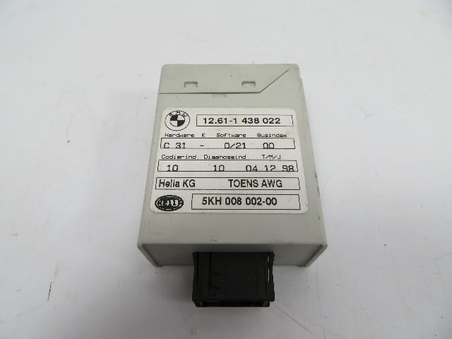 BMW Z3 E36 Module, Oil Level Temperature Control Unit 12611438022