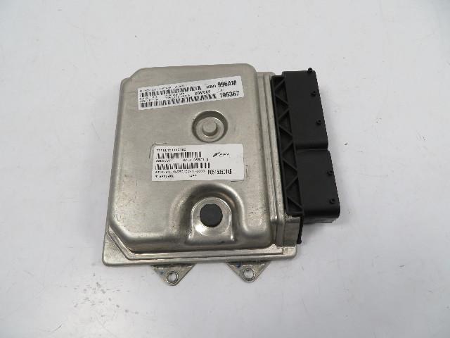 Fiat 500 Module, Engine Control Unit ECU 1.4L 68083996AM