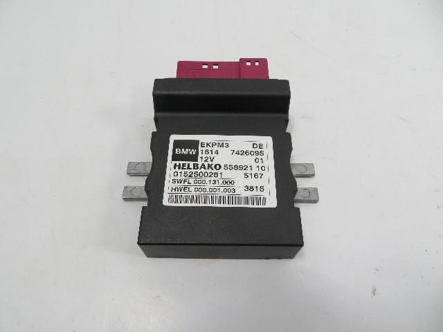 BMW M235i F22 Module, Fuel Gas Pump Control Unit 16147426095
