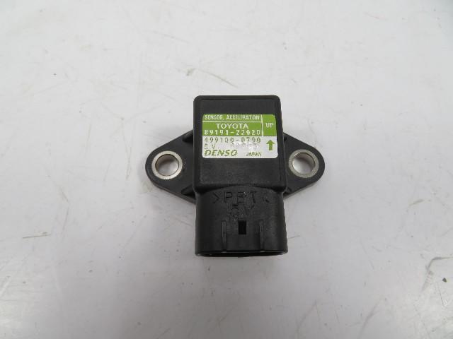 Lexus RC 350 RC 300 F-Sport Sensor, Acceleration Speed Module Control 89191-22020