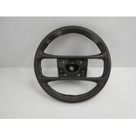 1984 Porsche 944 #1049 Brown Leather Steering Wheel
