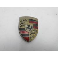 1984 Porsche 944 #1049 911 Carrera OEM Factory Hood Crest Emblem 90155921020