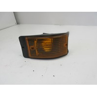 84 Porsche 944 #1049 Front OEM Amber Turn Signal Light 477953065A Left or Right