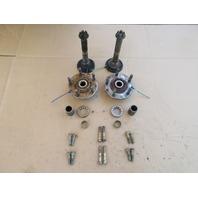 83-85 Porsche 944 (77-82 924) #1049 Rear Wheel Hub W/ Axle Shaft Stub *VW*
