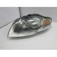 2007-2009 Audi A4 B7 Cabriolet #1052 Xenon HID Driver Left Headlight
