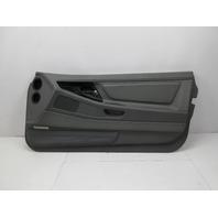 91-97 BMW 840ci 840i E31 #1051 Right Passenger Grey Nappa Leather Door Panel