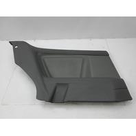 91-97 BMW 840ci 840i E31 #1051 Left Driver Grey Nappa Leather Quarter Panel Trim