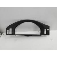 91-97 BMW 840ci 840i E31 #1051 Instrument Cluster Speedometer Trim Bezel