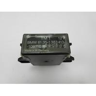 91-97 BMW 840ci 840i E31 #1051 Left Driver Door Control Module Unit 61351383413