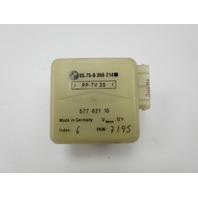 91-97 BMW 840ci 840i E31 #1051 Inclination Tilt Alarm Anti Theft Sensor