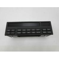 91-97 BMW 840ci 840i E31 #1051 18 Button OBC On Board Computer Display