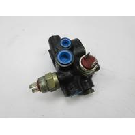 91-97 BMW 840ci 840i E31 #1051 Brake Pressure Regulator 34331159752