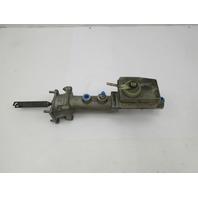 91-97 BMW 840ci 840i E31 #1051 Brake Master Cylinder & Servo Booster