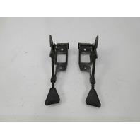 91-97 BMW 840ci 840i E31 #1051 Hood Latch Lock Catch Set 51231970581 51231970582