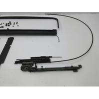 91-97 BMW 840ci 840i E31 #1051 Sunroof Mechanism Rails Guide Track Set