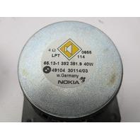 91-97 BMW 840ci 840i E31 #1051 Rear Parcel Shelf Speaker Pair 65131392381