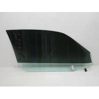 91-97 BMW 840ci 840i E31 #1051 Door Window Glass, Left Drivers Side