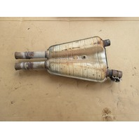 91-97 BMW 840ci 840i E31 #1051 Center Muffler 18121742340