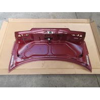 91-97 BMW 840ci 840i E31 #1051 Trunk Lid W/ OEM BMW Motorsport Spoiler Wing