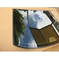 91-97 BMW 840ci 840i E31 #1051 Rear Windshield Glass OEM