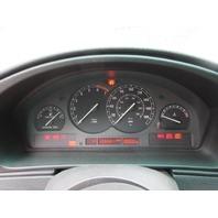 91-97 BMW 840ci 840i E31 #1053 Instrument Gauge Cluster Speedometer 8354451