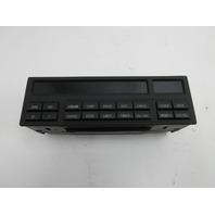 91-97 BMW 840ci 840i E31 #1053 18 Button OBC On Board Computer Display