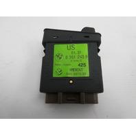 91-97 BMW 840ci 840i E31 #1053 Foglight Switch OEM 61318351243