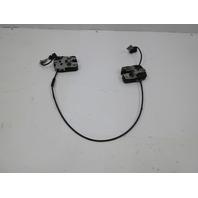 91-97 BMW 840ci 840i E31 #1053 Hood Latch Lock Catch Set 51231970591 51231970592