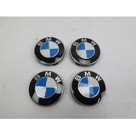 91-97 BMW 840ci 840i E31 #1053 OEM Wheel Center Cap Set OF 4 36136783536