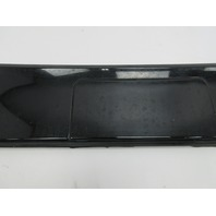 91-97 BMW 840ci 840i E31 #1053 Rear Bumper Cover Trim 51128124048