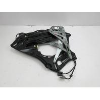 91-97 BMW 840ci 840i E31 #1053 Left Rear Window Motor & Regulator 51338123233